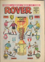 Rover Comic 1970 World Cup (9)